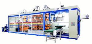 Máy hút nhựa thành hình jn-04h