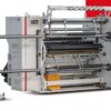 Máy Chia Cuộn Màng Nhựa Tự Động Tốc Độ Cao KWF-T 450m/phút