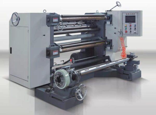Máy Chia Cuộn Màng Nhựa Tự Động HV-B 150m/phút