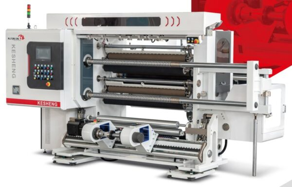 Auto High Speed Slitting Machine KWF-E