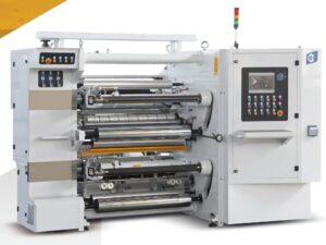 Auto Alu Foil Slitting Machine KSD-J